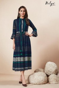 LT FABRICS KAIRA DESIGNER KURTI AT FACTORY PRICE