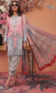 SANA SAFINAZ MUZLIN COLLECTION VOL 4 SHREE FABS
