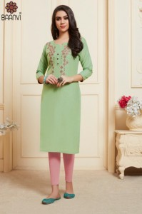 BAANVI MELBOURNE VOL 2 KURTIS BEST PRICE