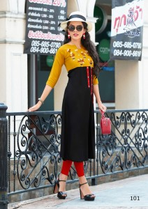 DIKSHA FASHION KRIVA KURTIS SUPPLIER IN SURAT