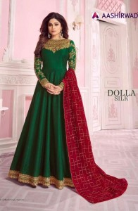 AASHIRWAD CREATION DOLLA SILK