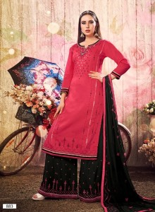 KALARANG AMBER JAM SILK SUITS
