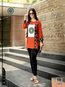 ARADHNA CLASSIC VOL 2 KURTIS IN FACTORY RATE