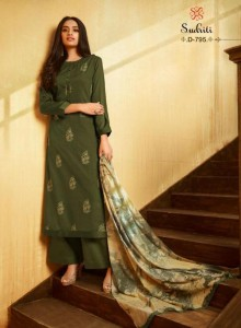 SUDRITI MEADOW COTTON DESIGNER SUITS WHOLESALER