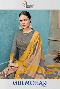 SHREE FABS GULMOHAR VOL 2 PASHMINA SUITS FOR WINTERS