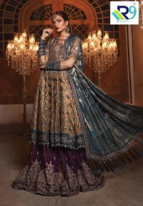 R9 SANIA B PAKISTANI SUITS WHOLESALER IN SURAT