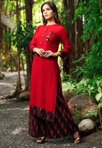 PSYNA PALAZZO HOUSE VOL 6 KURTI WITH PALAZO