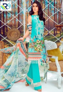 R9 BREEZA VOL 2 PAKISTANI SUITS