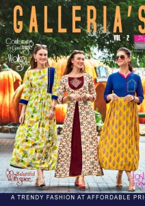 DIYA TRENDS GALLERIA VOL 2 WHOLESALE BEST PRICE