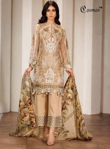 COSMOS AAYRA VOL 6 PAKISTANI SUITS