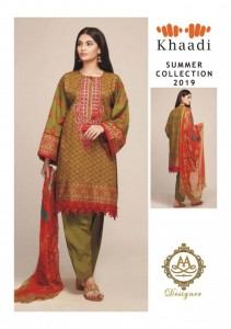 KHAADI SUMMER COLLECTION 2019 KHAADI KHAS