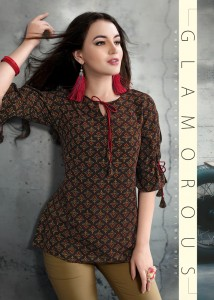 RANGJYOT AARYA SHORT TOPS WHOLESALER