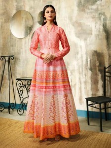 LT FABRICS  RISHA GOWNS WHOLESALER IN SURAT