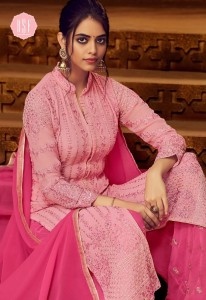 RSF MARINA GEORGETTE SUITS SURAT MANUFACTURER