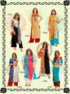 ARADHNA SPICY PLUS KURTI WHOLESALE