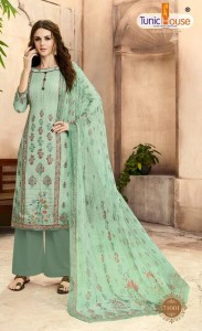 TUNIC HOUSE KAVYA PURE DUPATTA SUITS