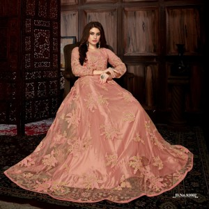 TWISHA AANAYA VOL 93 NET GOWNS