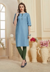 BAANVI ANAYA OFFICE WEAR KURTIS