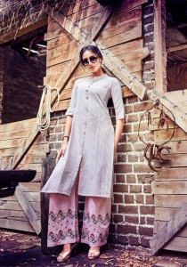 PARRA STUDIO QUEEN  KURTI WITH PALAZZO