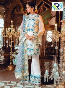 R9 AERINA PAKISTANI GEORGETTE SUITS