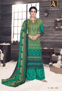 ALOK AALIYA PASHMINA SUITS SUPPLIER