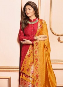 LT FABRICS VOL 144 NITYA SUITS WHOLESALE