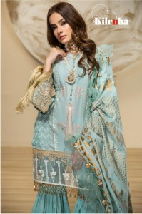 KILRUBA JANNAT LAWN EDITION WHOLESALE