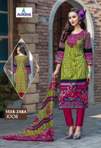 ALIKSHA VEER ZARA PAKISTANI SUITS CHEAPEST PRICE