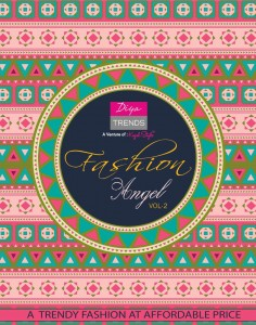 DIYA TRENDS FASHION ANGEL VOL 2 WHOLESALER DEALER SUPPLIER AHMEDABAD SURAT