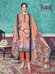 ISHAAL PRINTS GULMOHAR VOL 10 BEST PRICE