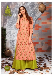 KAJAL STYLE FASHION LABEL VOL 2 WHOLESALE