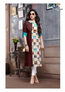 SERIEMA LIKEM COTTON KURTIS WHOLESALER
