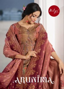 LT FABRICS ARUNIMA LATEST SARARA SUITS ONLINE