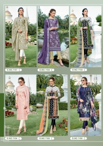ISHAAL PRINTS GULMOHAR VOL 11 BEST PRICE