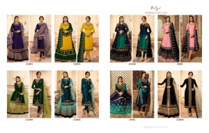 LT FABRICS NITYA VOL 145 WHOLESALE