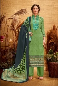 LEVISHA PAKIZA VOL 2 PASHMINA SUITS WHOLESALER