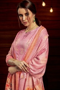 ALOK AAVIKA PASHMINA SUITS SUPPLIER