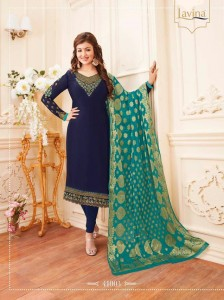 LAVINA VOL 41 WITH BANARSI DUPATTA AT BEST PRICE