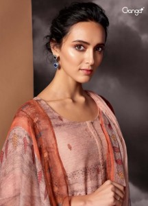 GANGA DREAM SILK SALWAR KAMEEZ WHOLESALER