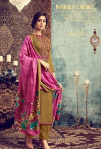 LEVISHA MARIDEL PASHMINA SUITS SUPPLIER