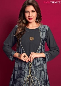 RANI TRENDZ FASHION CLUB VOL 2 KURTI WHOLESALER