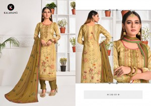 KALARANG HERITAGE VOL 2 JAM SILK SUITS
