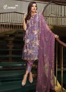 COSMOS AAYRA VOL 8 PAKISTANI SUITS MANUFACTURER