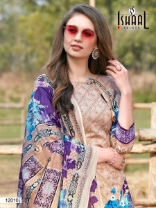 ISHAAL PRINTS GULMOHAR VOL 12 LAWN SUITS WHOLESALER