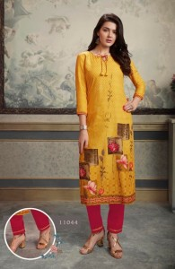 KALAROOP LOTUS TOP WITH BOTTOM LATEST COLLECTION 2020