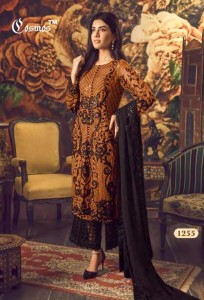 COSMOS AAYRA VOL 9 PAKISTANI SUITS WHOLESALER