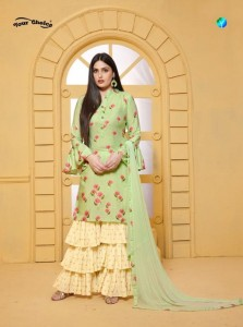 YOUR CHOICE DING DONG 9 WHOLESALER OF SALWAR KAMEEZ