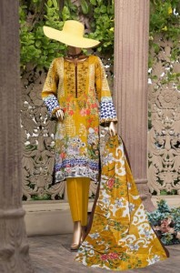GUL AHMED NX FIRST EDITION KARACHI SUITS