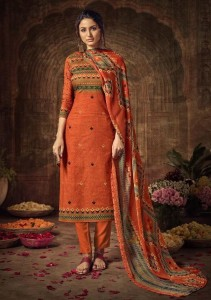BELLIZA DESIGNER KASHISH COTTON PRINTED SUITS