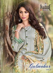 ISHAAL PRINTS GULMOHAR VOL 13 PAKISTANI KARACHI SUITS WHOLESALER